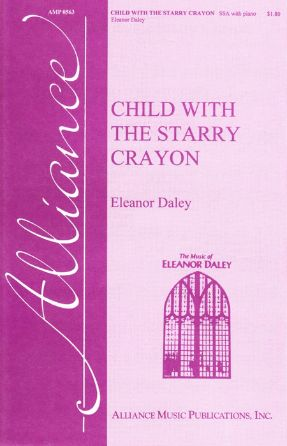 Child With The Starry Crayon - Eleanor Daley