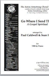 Children, Go Where I Send Thee TTBB - Arr. Paul Caldwell