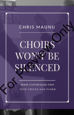 Choirs Won't Be Silenced SA - Chris Maunu