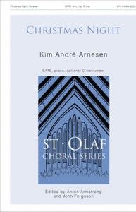Christmas Night SATB - Kim André Arnesen