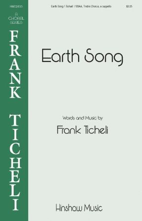 Earth Song SSAA - Frank Ticheli