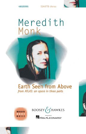 Earth Seen From Above SATB - Meredith Monk