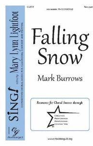 Falling Snow 2-Part - Mark Burrows