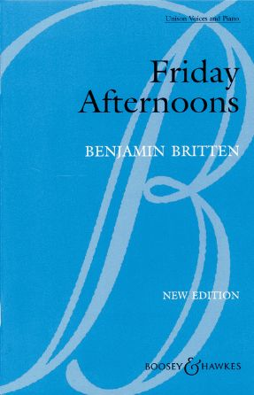 Fishing Song (Friday Afternoons) Unison - Benjamin Britten