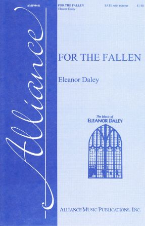 For The Fallen SATB - Eleanor Daley