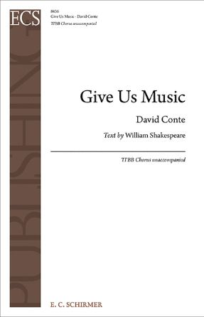 Give Us Music - David Conte