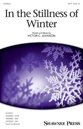 In the Stillness of Winter SATB - Victor C. Johnson
