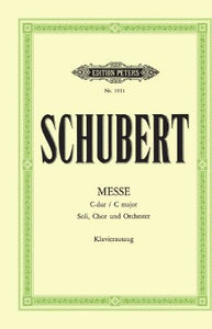 Kyrie (Mass in C) SATB - Franz Schubert