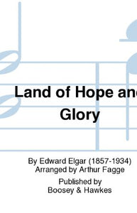 Land Of Hope And Glory SATB - Edward Elgar