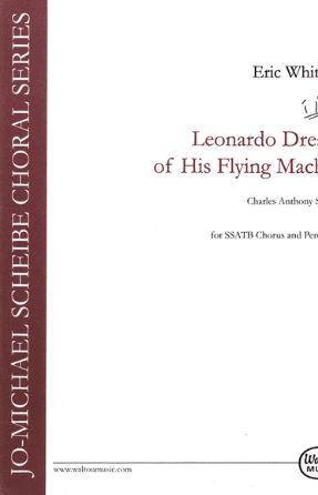 Leonardo Dreams Of His Flying Machine - Whitacre