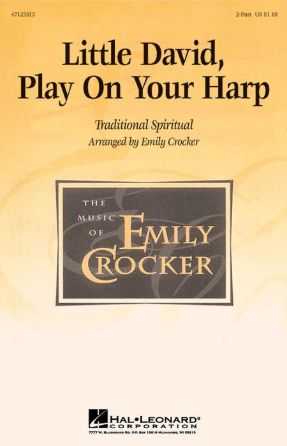 Little David, Play on Your Harp 2-Part - Arr. Andy Beck
