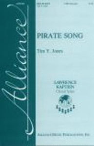 Pirate Song TTBB - Tim Y. Jones
