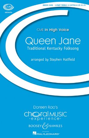 Queen Jane 3-Part Treble - Arr. Stephen Hatfield