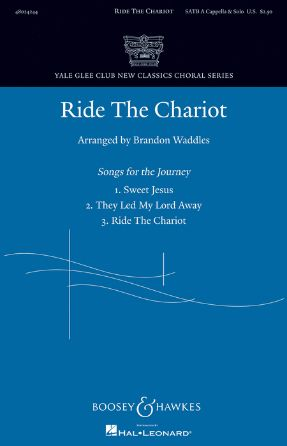 Ride In The Chariot - Arr. Brandon Waddles