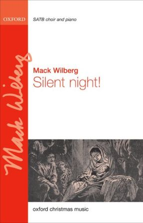 Silent Night SATB - Arr. Mack Wilberg