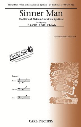 Sinner Man TBB - Arr. David Eddleman