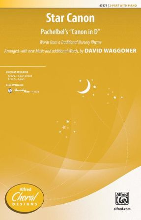 Star Canon 2-Part - Arr. David Waggoner