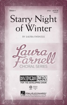 Starry Night of Winter 2-Part - Laura Farnell