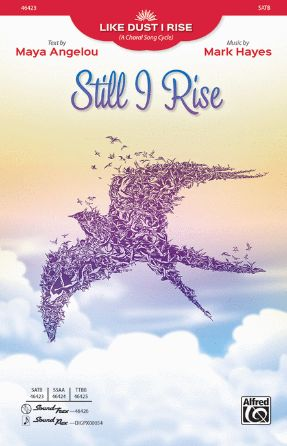 Still I Rise SATB - Mark Hayes