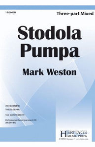 Stodola Pumpa 3-Part Mixed - Arr. Mark Weston