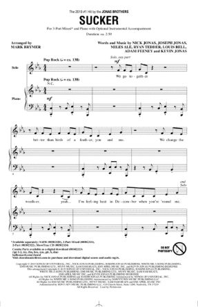 Stand by Me 2-Part - Arr. Roger Emerson