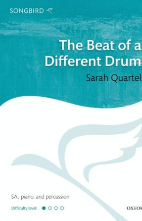 The Beat Of A Different Drum SA - Sarah Quartel