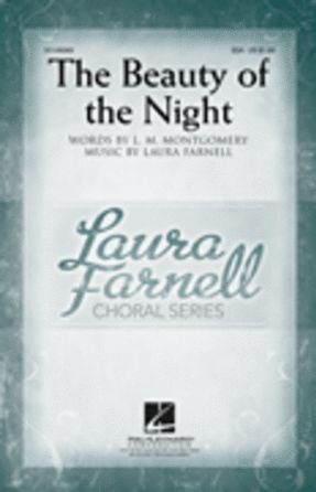 The Beauty of The Night SSA - Laura Farnell