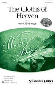 The Cloths of Heaven SAB - Victor C. Johnson