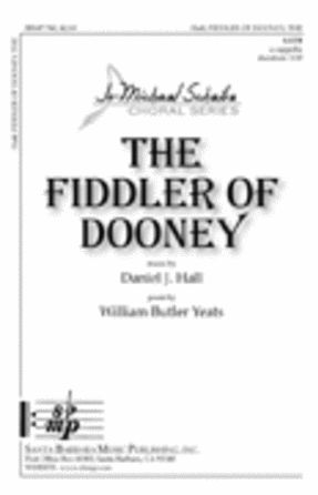 The Fiddler of Dooney SATB - Daniel J. Hall