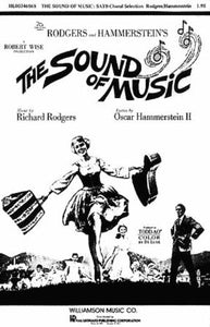 The Sound Of Music Choral Selections SATB - Arr. Clay Warnick
