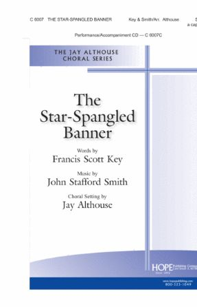 The Star-Spangled Banner SATB - Arr. Jay Althouse