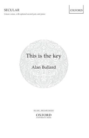 This Is The key 2-Part - Alan Bullard