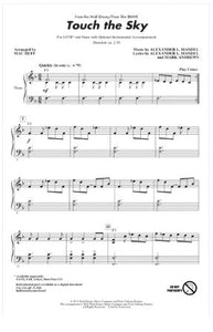 Touch The Sky SATB - Arr. Mac Huff
