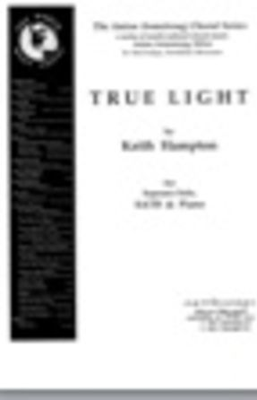 True Light - Keith Hampton