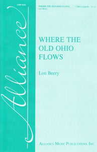 Where The Old Ohio Flows TTBB - Lon Beery