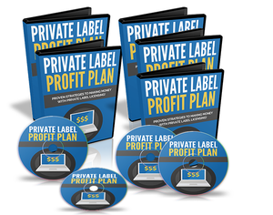 Private Label Profit Plan - estorebuilt