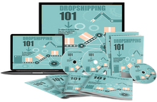 Load image into Gallery viewer, Drop shipping 101 - estorebuilt