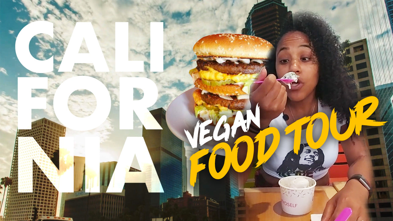 Los Angeles Vegan Food Tour