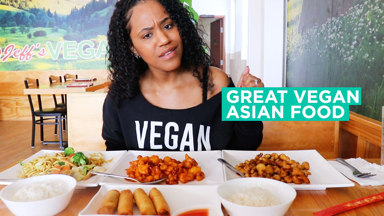 Jeff's Vegan | Vegan Asian Food