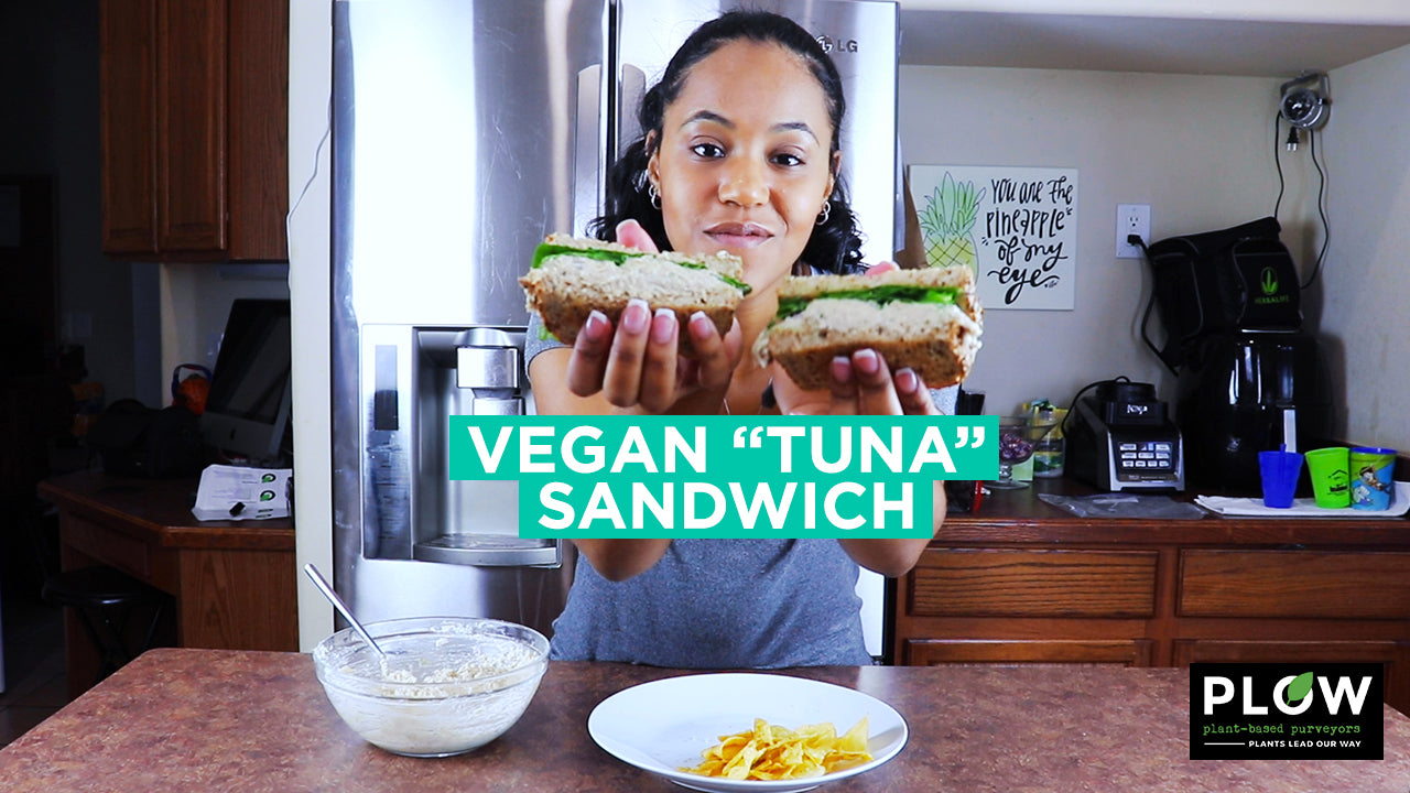 Vegan Tuna? | Easy Vegan Recipe