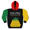 Fineapple Vegan Colorblock Hoodie
