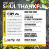 Soul Thankful Plate Pre-Order
