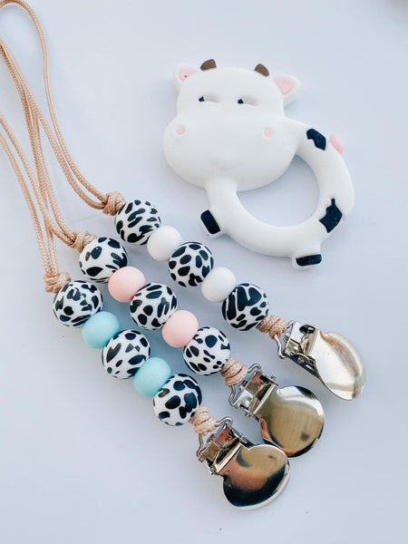 Cow Clip + Teether