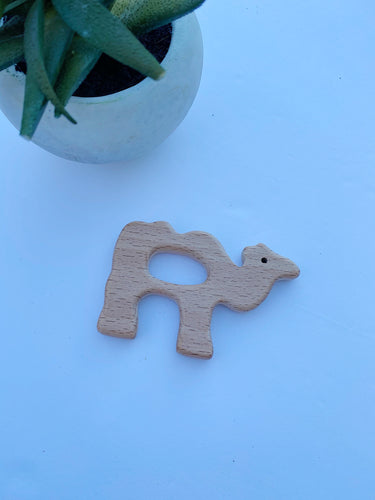 Wooden Teether, Camel (4418104000652)