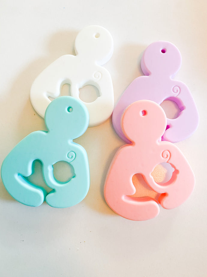 World Breastfeeding Week - Teethers w/ Mini Clips