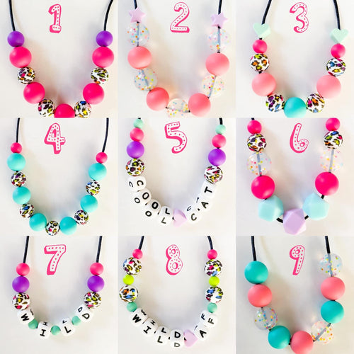 RTS Neon Necklaces
