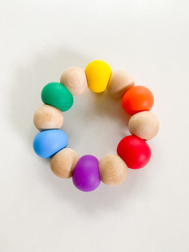 RTS Pride Ring Teether, Primary