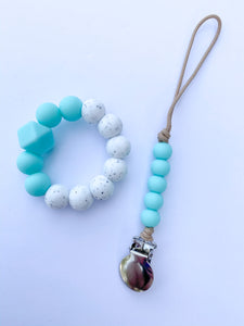 Custom Calypso Mini Clip + Lynx Teether Bundle (4322046935180)