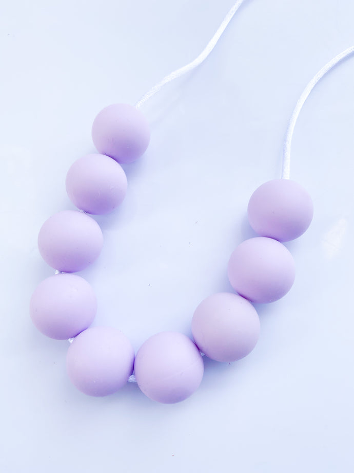RTS Necklace, Lilac