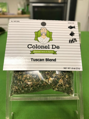"Tuscan Blend 3 X 3 "" package"
